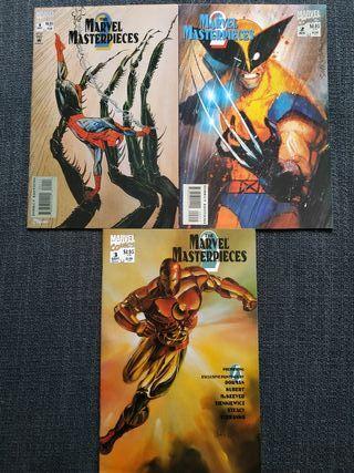 Marvel Masterpieces 2