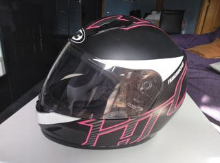 casco moto niñ@