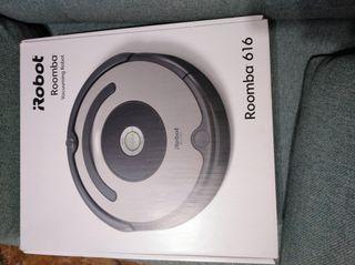 aspirador robot Roomba 616