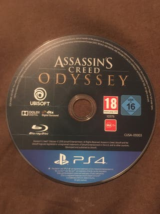 Assassin's Creed Oddyssey PS4