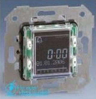 Interruptor horario digital con Display Simon 75