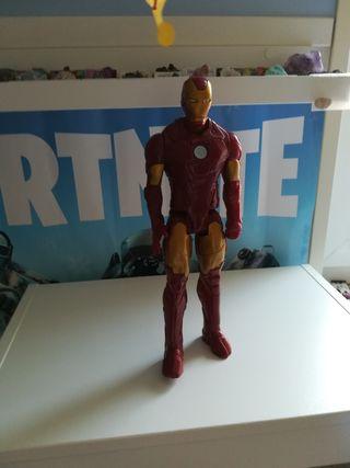 muñeco ironman