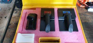 Conjunto de cuchillas isover.