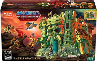 Masters of the Universe Castillo Grayskull
