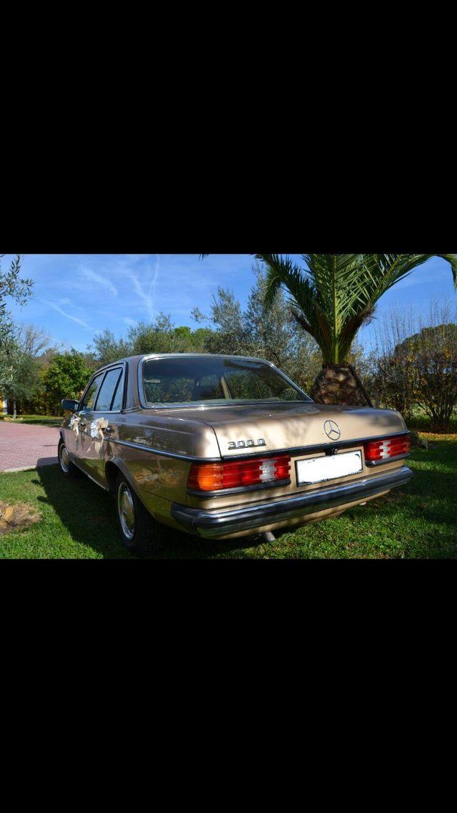 Mercedes-Benz W123 300 1984