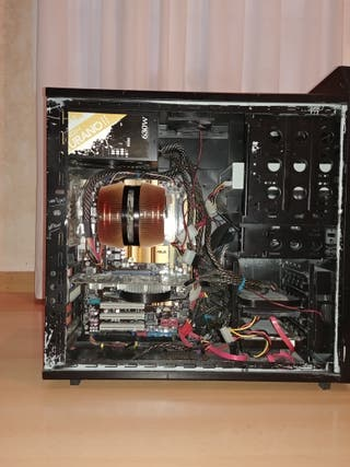 Ordenador torre Intel Core2