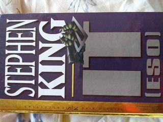 coleccion libros stephen king