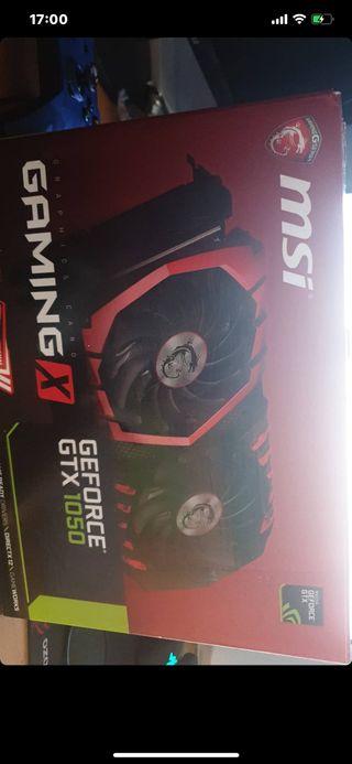 Nvidia GeForce GTX 1050 gaming