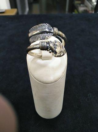 anillo plata de ley 925 flecha