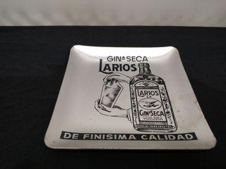 Cenicero Aluminio Gin Larios