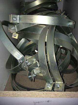 Abrazaderas 250 mm m8