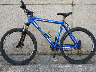 bicicleta de montaña merida talla L revisada