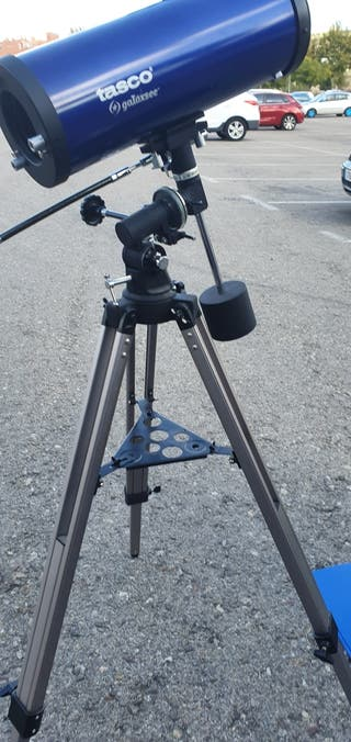 telescopio marca tasco