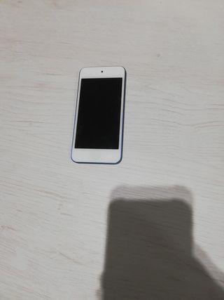 Ipod touch azul 6th generación