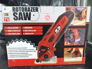 Sierra Circular Rotorazer SAW