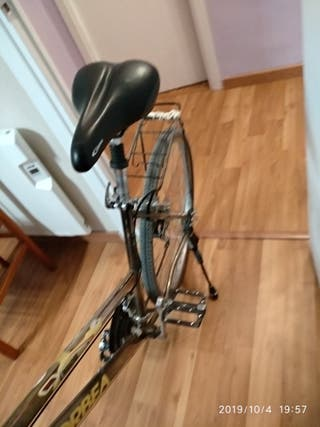 bicicleta muy ligera