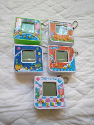 juego mascota virtual , tamagotchi, nuevo, con pla