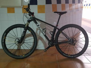 Bici MTB Trek Superfly Carbono