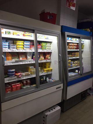 vitrina - expositores refrigerados