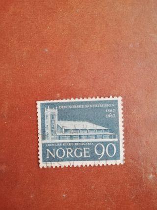 sello Norge 90 den norske