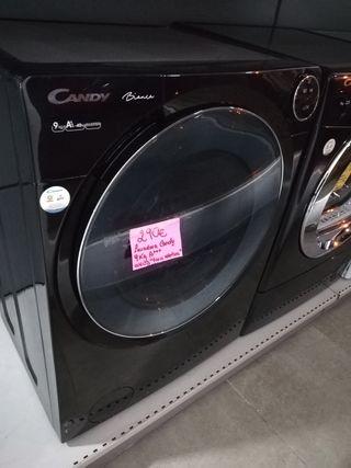 lavadora candy 9 kilos Nueva Tara estética