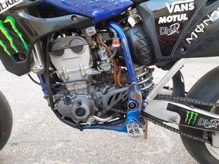 Yamaha YZF 450 Supermotard