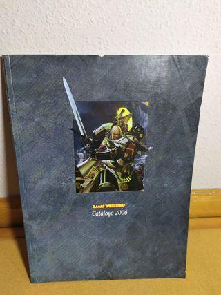 Catálogo Warhammer