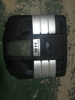 tapa motor Subaru outback H6