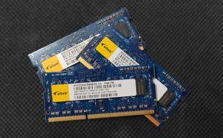 Memoria RAM Portatil