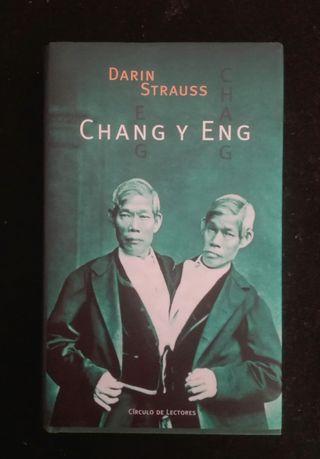 Libro Chang y Eng.