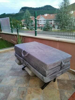 colchón para camper