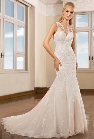 Vestido novia colección 2018