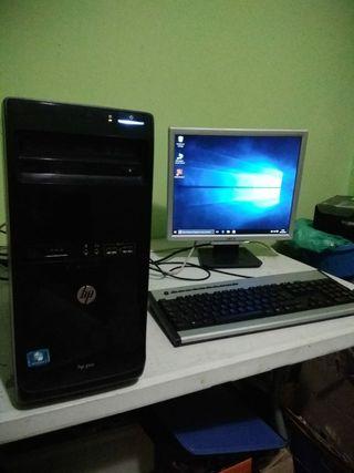 torre HP Windows 10