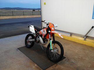 KTM exc 250cc