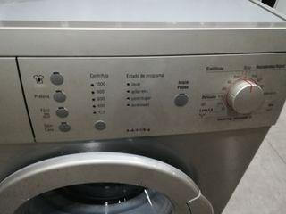 lavadora bosch 6 kilos color silver