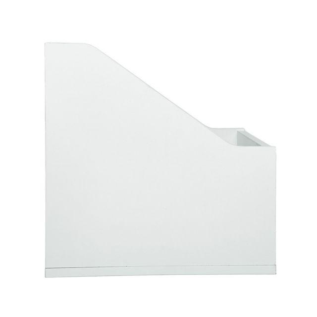 Mueble para vinilos - Blanco
