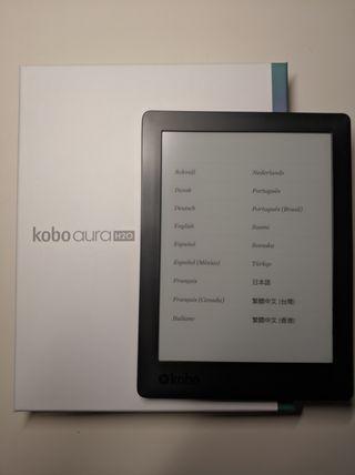 Kobo Aura H2O 2a edición