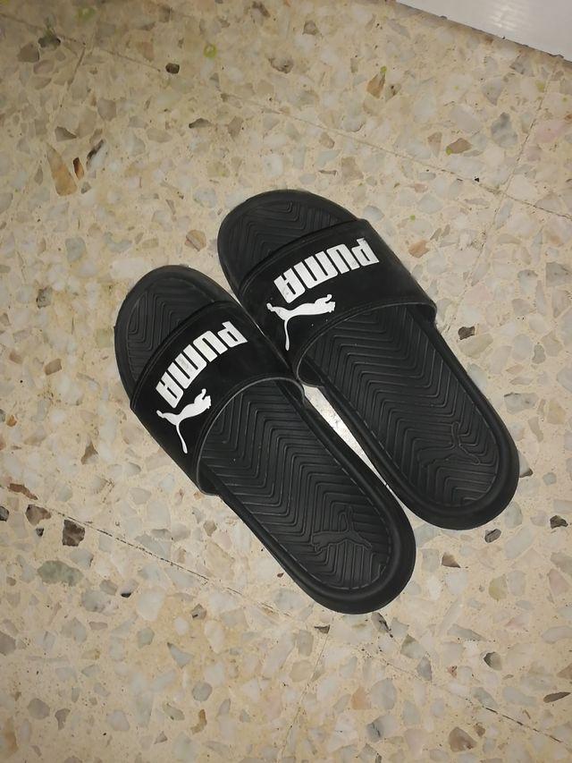 """Chanclas """"ORIGINALES"""" Marca puma"""