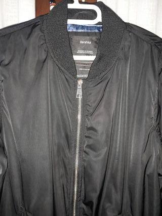 Chaqueta de abrigo de chica estilo bomber talla XL