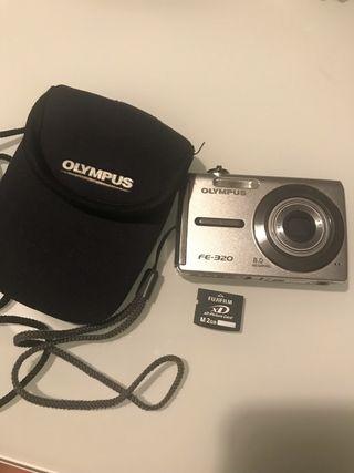 Cámara foto y vídeo Olympus FE-320