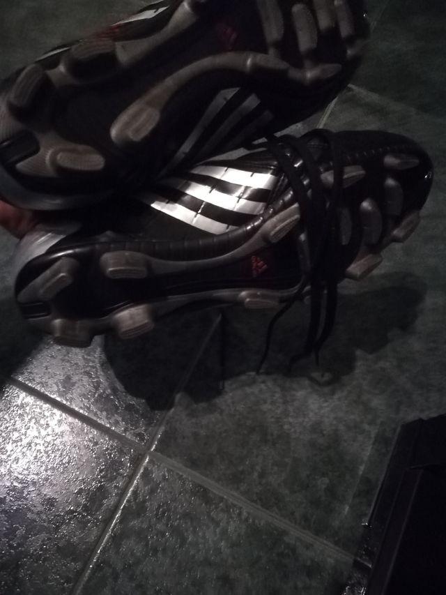 Botas de fútbol Adidas predator sin uso