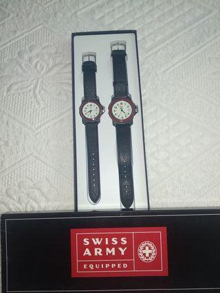 Reloj marca Swiss Army