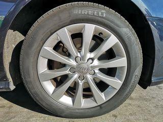llantas 17 Audi 225/55. 4 ruedas Pirelli