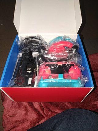 pack 10 accessorios nintendo switch