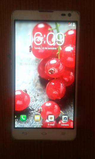 Movil LG Android en perfectas condisiones.