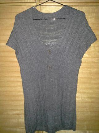 Chaleco de lana talla L