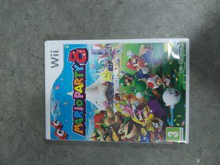 Mario party wii