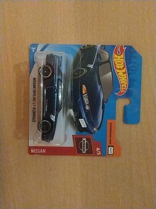 "hotwheels ""Nissan Skyline GT-R [bnr32]"