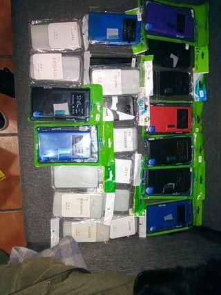 fundas móviles Samsung