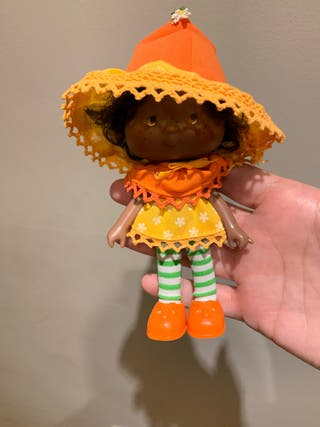 Tarta de fresa muñeca : tarta de naranja 1979